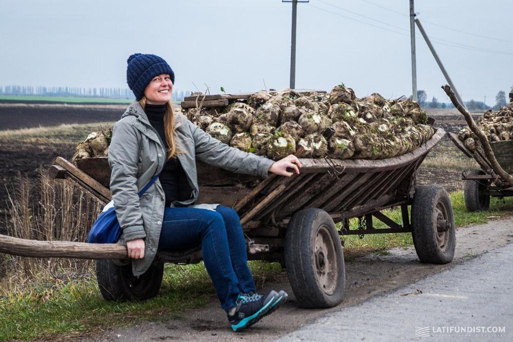 Дина Сапич, эксперт по агробизнесу ПАО «КРЕДИ АГРИКОЛЬ БАНК»